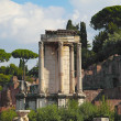 Stock Photo: Forum Romanum