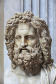 Portrait of Zeus — Stock Photo