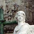 Foto de Stock  : Angel marble sculpture