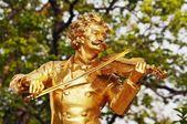Johann Strauss — Stock Photo