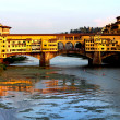 Ponte Vechio in Florence — Stock Photo #18063765
