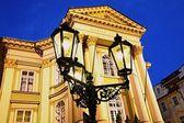 Prague de nuit — Photo