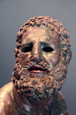 Detalle de estatua antigua — Foto de Stock