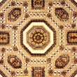 Baroque architectonic detail — Stock Photo