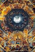 The interior of Florence Duomo — Stock Photo