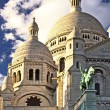 Sacre Coeur, Paris — Stock Photo