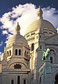 Sacre Coeur, Paris — Stock Photo