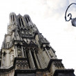 Stock Photo: Gothic cathedral, Rheims