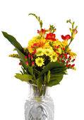 Flowers bundle — Stock Photo