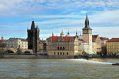 The Old town in Prague — Stock Photo