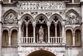 The Cathedral in Ferrara — Stock Photo