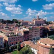General view of Rome — Stock Photo