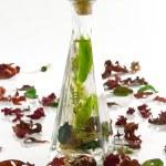 Herball oil — 图库照片