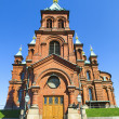 Foto Stock: Uspenski Orthodox Church, Helsinki 2