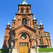Uspenski Orthodox Church, Helsinki 2 — 图库照片 #12789176