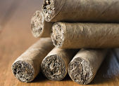 Cuban cigars — Stock Photo