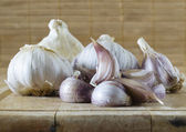 Some Garlics (3) — Stock Photo