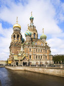 Church of the Savior on Spilled Blood 02 — Stock Photo