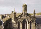 Church in Dunfermline — Stock Photo