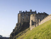 Castello di edimburgo in scozia 01 — Foto Stock
