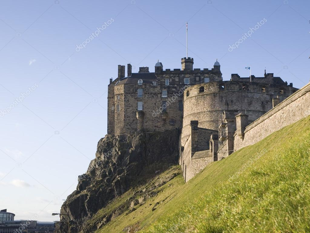 stock edinburgh castle - photo #21