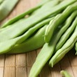 Stock Photo: French beans