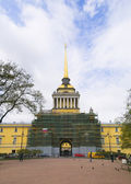 ST PETERSBURG, RUSSIA - MAY 15: Admiralty building — Stock Photo