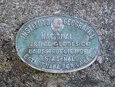 """Geodesic vertex"" signal — Stock Photo"