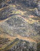 Slope mountain — Stock Photo