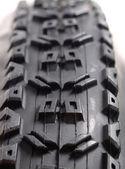 Bike tire makro detalj — Stockfoto