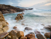 Galician coast — Stock Photo