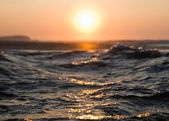 Sea and sun — Stock Photo