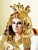 埃及女孩 — 图库照片