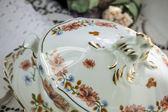 Ceramic Tureen — Stock Photo