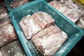 Laboratory of pork meat — Stock Photo