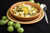 Brussels sprouts — Stock Photo