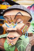 Muggia Carnival Parade, Italy — Stock Photo
