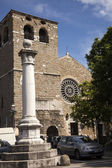Trieste, Colle di San Giusto,Italy — Stock Photo