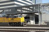 Train engine — Stock Photo