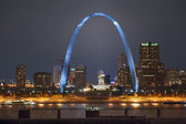 St. Louis Arch — Stock Photo