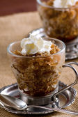 Coffee granita — Stock Photo