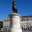 King Joseph I statue - Lisbon (Portugal) — Stock Photo