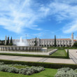 Monastero dos Jeronimos - Lisbon (Portugal) — Stock Photo #18854543