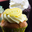 Sweet cupcake — Stock Photo #19758485
