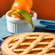 Fruit tart (Crostata) — Stock Photo #41485431