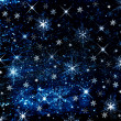Sky stars background — Stock Photo