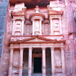Petra, in Jordan — Stock Photo