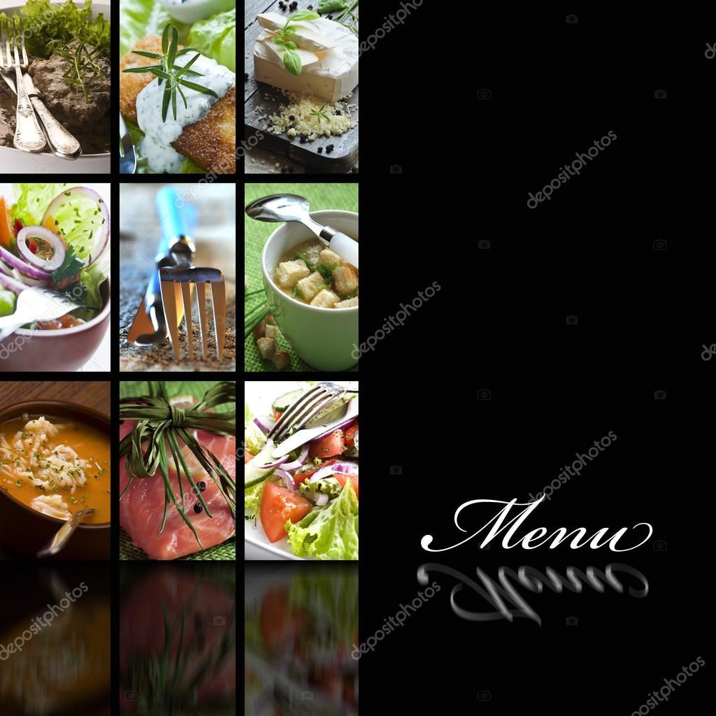 menu cover page stock photo copy kaminska  menu cover page stock photo 14833925