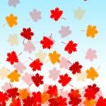 Autumn background — Stock Vector #12951916