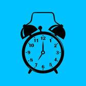 目覚まし時計 — ストックベクタ